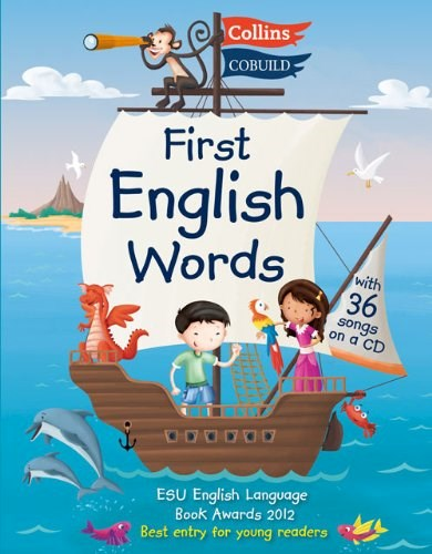 Papel First English Words