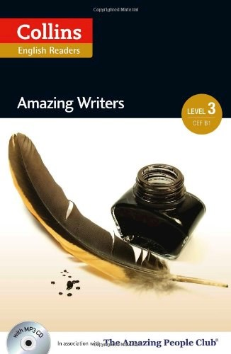 Papel Amazing Writers - Collins Readers Level 3