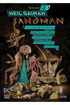 Comic Biblioteca Sandman Vol. 2: Casa De Muñecas (Incluye Postal Exclusiva Ubik)