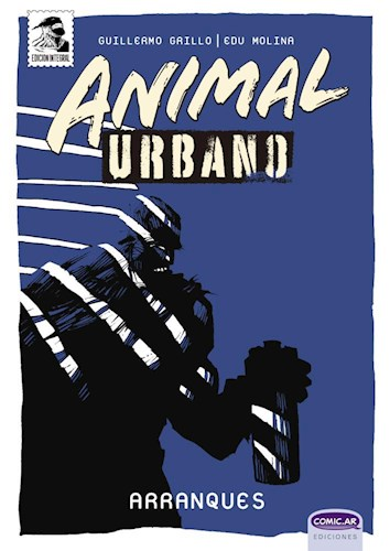 Comic Animal Urbano - Arranques