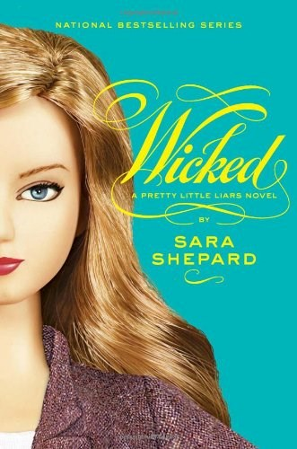 Papel Pretty Little Liars #5: Wicked (Sale)