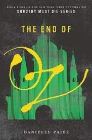 Papel End Of Oz (International Edition)