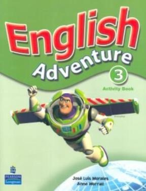 Papel English Adventure 3 Wb Intensive Edition