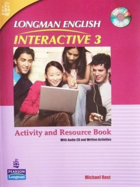 Papel Longman English Interactive 3