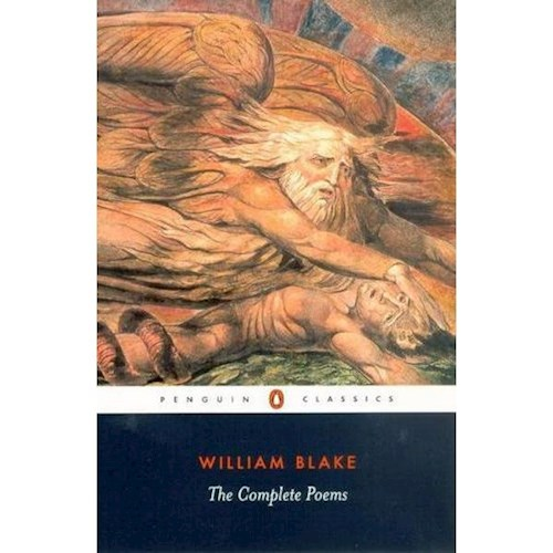 William Blake The Complete Poems Por William Blake 9780140422153 My International Bookstore
