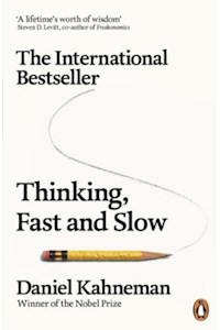 Papel Thinking,Fast And Slow