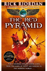 Papel Red Pyramid,The (Pb) - The Kane Chronicles