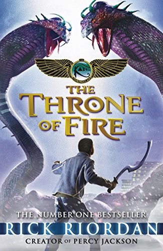 Papel The Throne Of Fire (Kane Chronicles) Sale