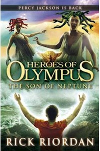 Papel Son Of Neptune,The (Pb) - Heroes Of Olympus #2