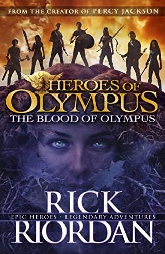 Papel The Blood Of Olympus: Heroes Of Olympus Book 5 (Sale)