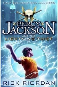 Papel Percy Jackson And The Lightning Thief (Pb)