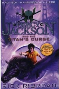 Papel Percy Jackson And The Titan'S Curse (Pb)