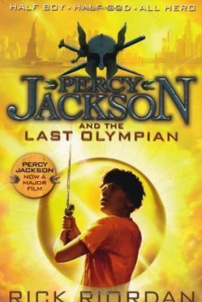 Papel Percy Jackson 5 And The Last Olimpian