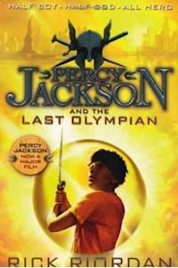 Papel Percy Jackson And The Last Olympian (Pb)