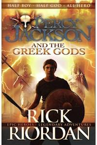 Papel Percy Jackson And The Greek Gods - Penguin Uk