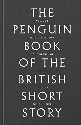 Papel The Penguin Book Of the British Short Story Vol. 1: From Daniel Defoe to PG Wodehouse
