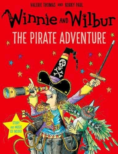 Papel Winnie And Wilbur: The Pirate Adventure
