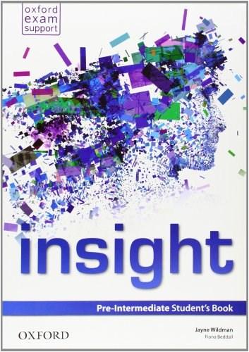 Papel Insight Pre Intermediate Sb