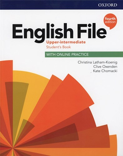 Papel English File Fourth Edition Upper-Intermediate Student'S Book