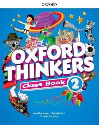 Papel Oxford Thinkers 2 Class Book