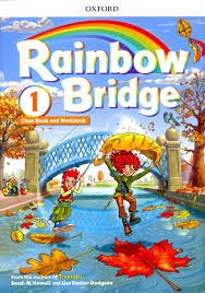 Papel Rainbow Bridge 1 Classbook And Workbook