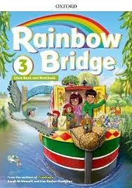 Papel Rainbow Bridge 3 Classbook And Workbook
