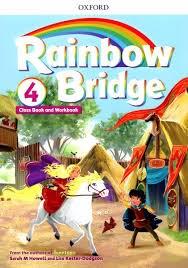 Papel Rainbow Bridge 4 Classbook And Workbook