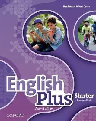 Papel English Plus Second Ed. Starter Student'S Book