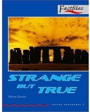 Papel Strange But True Factfile 3