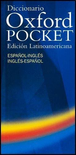 Papel Diccionario Pocket Edicion Latinoamericana (Español-Ingles / Ingles-Español)