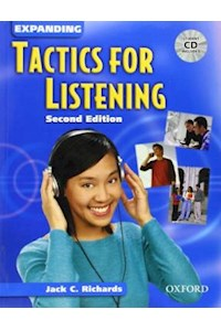 Papel Expanding Tactics For Listening N/Ed - S
