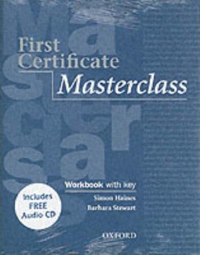 Papel First Certificate Masterclass Wb W/Key N/E