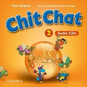 Papel Chit Chat 2 Audio Cd
