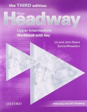 Papel New Headway Upper Interm Wb W/Key N/E