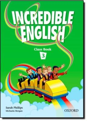 Papel Incredible English 3 Sb