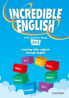 Papel Incredible English 1 & 2 Wb