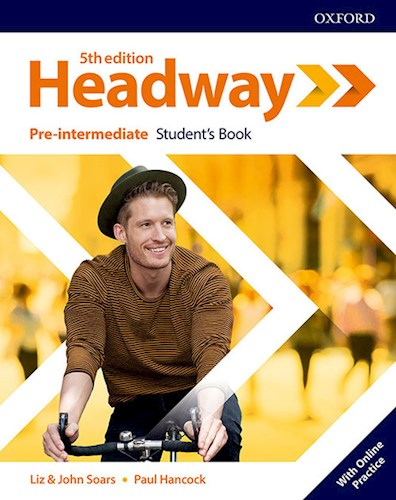 Papel Headway Fifth Ed. Pre-Intermediate Student'S Book W/Online Practice