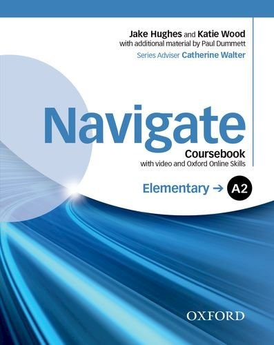 Papel Navigate Elementary A2 Coursebook With Dvd And Online Skills