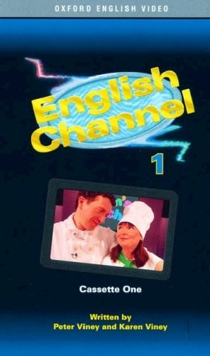 Papel English Channel 1 -Video Cass 1