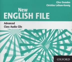 Papel New English File Advanced Class Cd