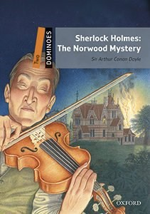 Papel Sherlock Holmes: The Norwood Mystery (Dominoes 2)