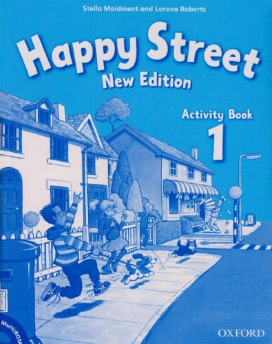 Papel Happy Street 1 New Edition Wb