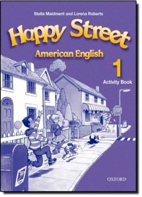 Papel Happy Street 1 American English Wb