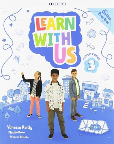 Papel Learn With Us 3 Activity Book