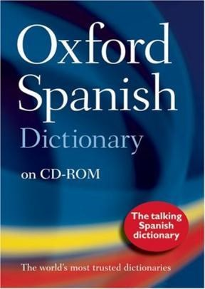 Papel Oxford Spanish Dictionary 3Rd Ed On Cd Rom