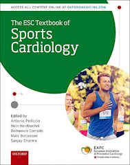 Papel The Esc Textbook Of Sports Cardiology