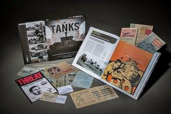 Papel Tanks