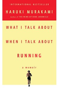 Papel What I Talk About Whw I Talk About Running