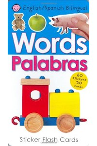 Papel Words - Bilingual Sticker Flash Cards