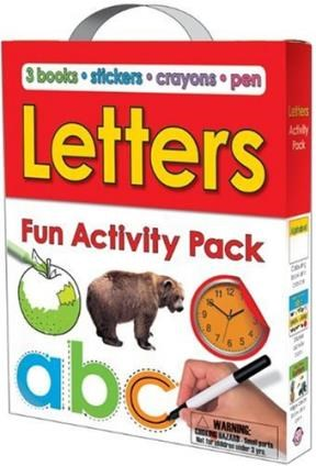 Papel Letters Fun Activity Book